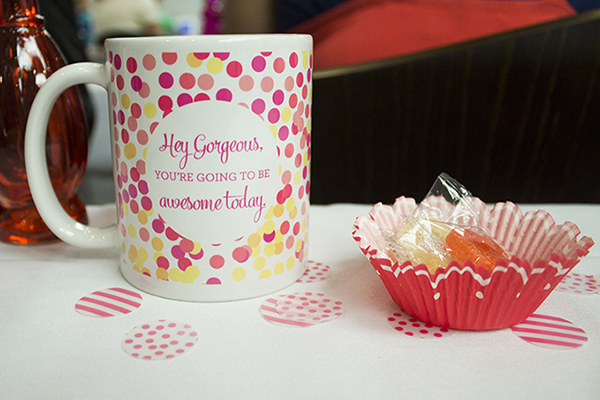 Inspirational Hey Beautiful Mug